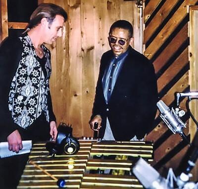 Joe Locke with Kenny Kirkland
