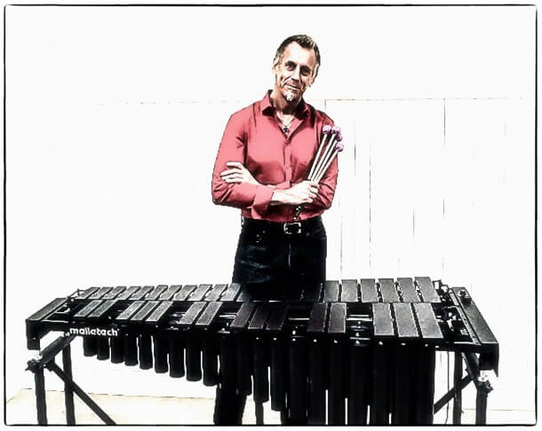 Joe Locke - Malletech artist