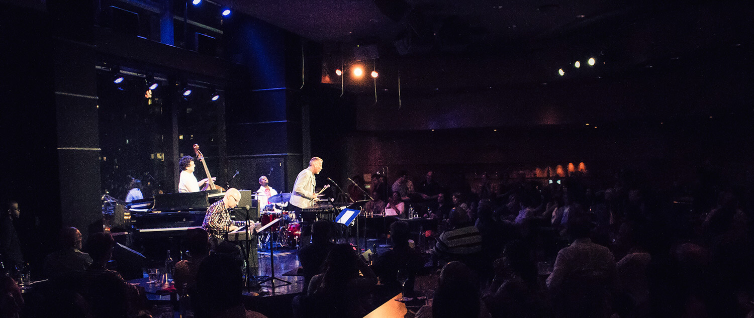 Joe Locke live at Dizzy's Club Coca-Cola