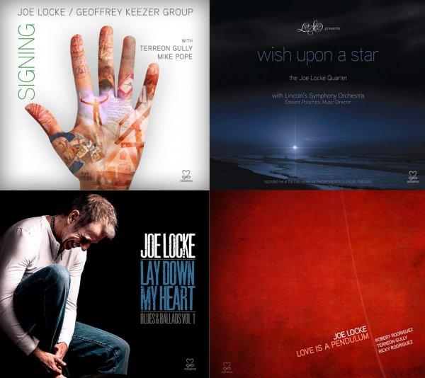 Joe Locke - Motéma Music package