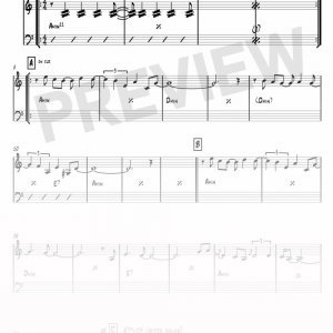 Joe Locke - Sword of Whispers sheet music