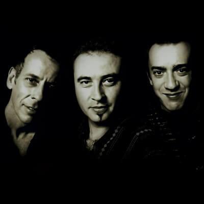 Joe Locke, Tim Garland, Geoffrey Keezer - Storms/Nocturnes