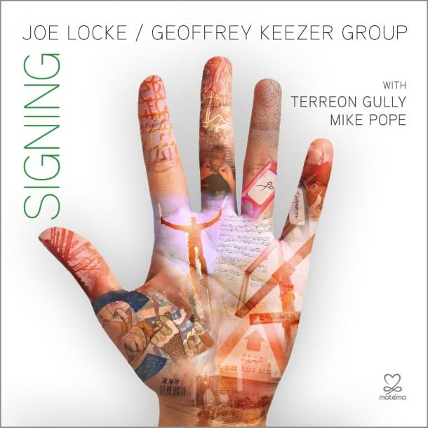 Joe Locke / Geoffrey Keezer Group – SIGNING