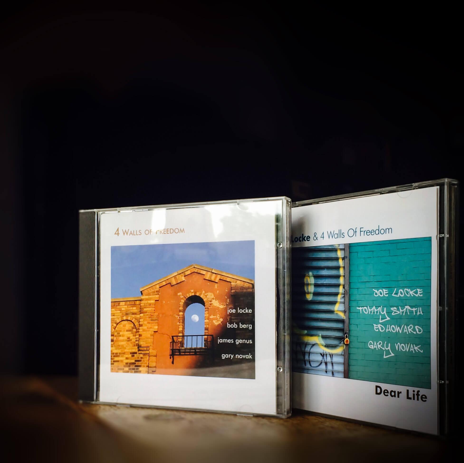 Joe Locke - 4 Walls Of Freedom - Double Locke