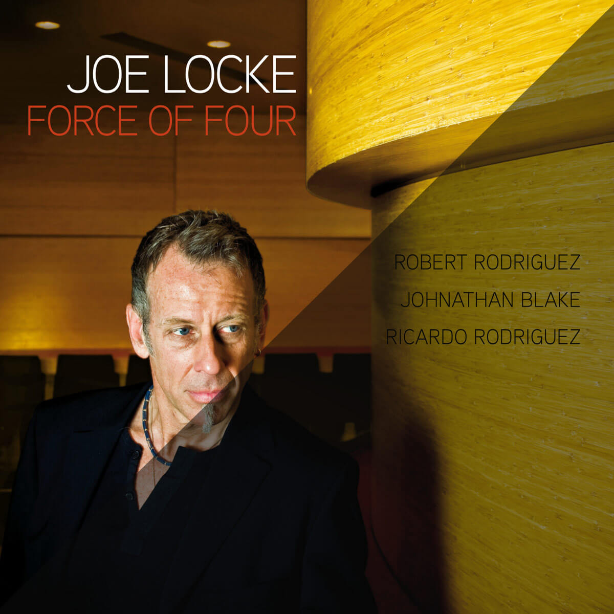 Joe Locke - Force Of Four single