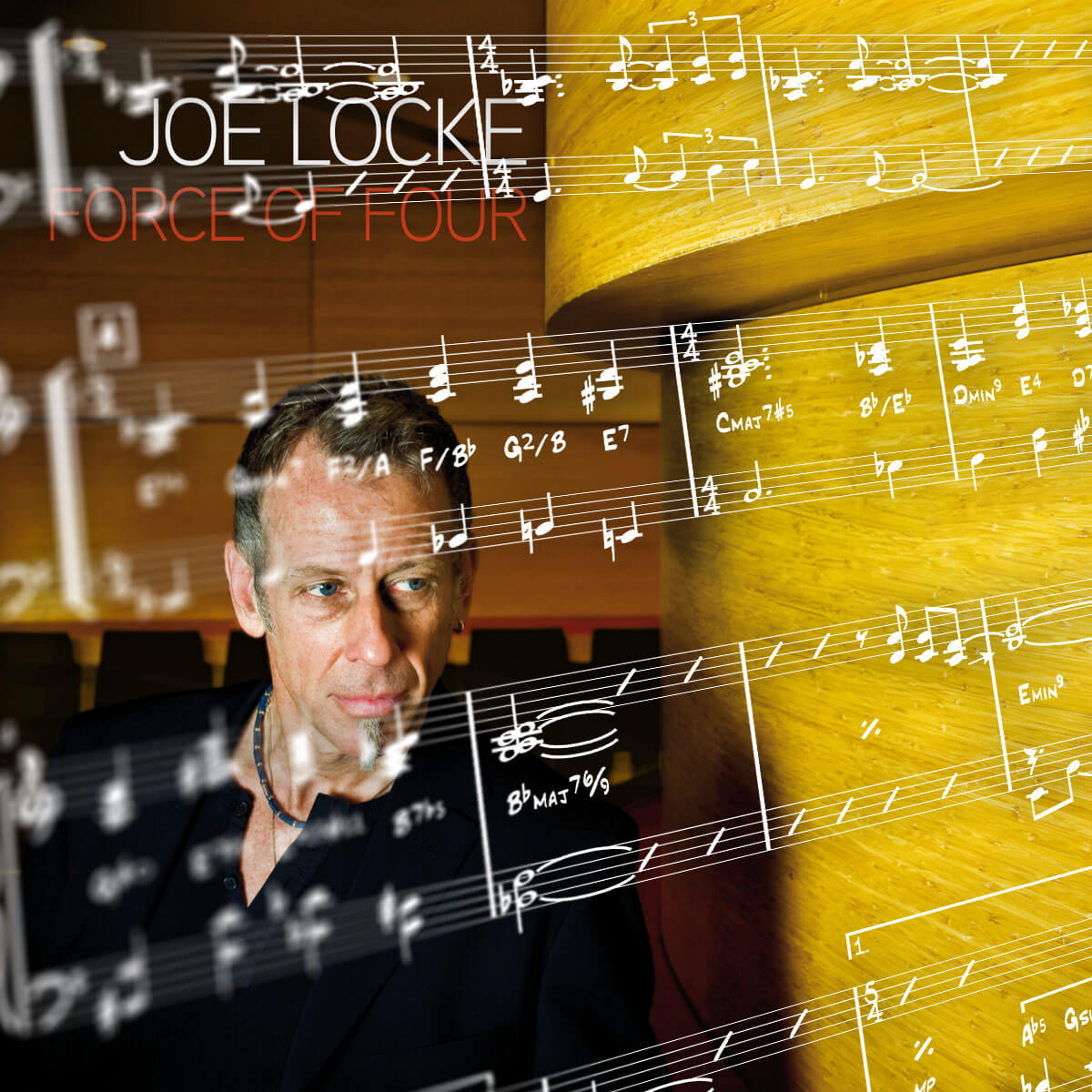Joe Locke - Force Of Four sheet music