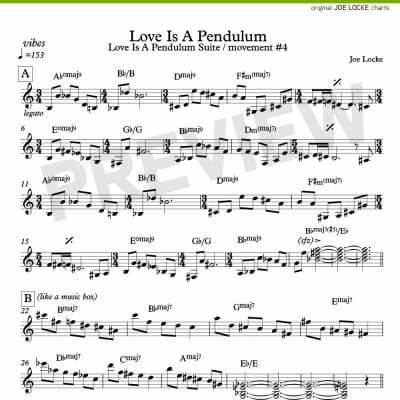 Love Is A Pendulum (vibes)