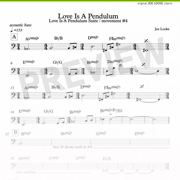 Love Is A Planchette (bass)