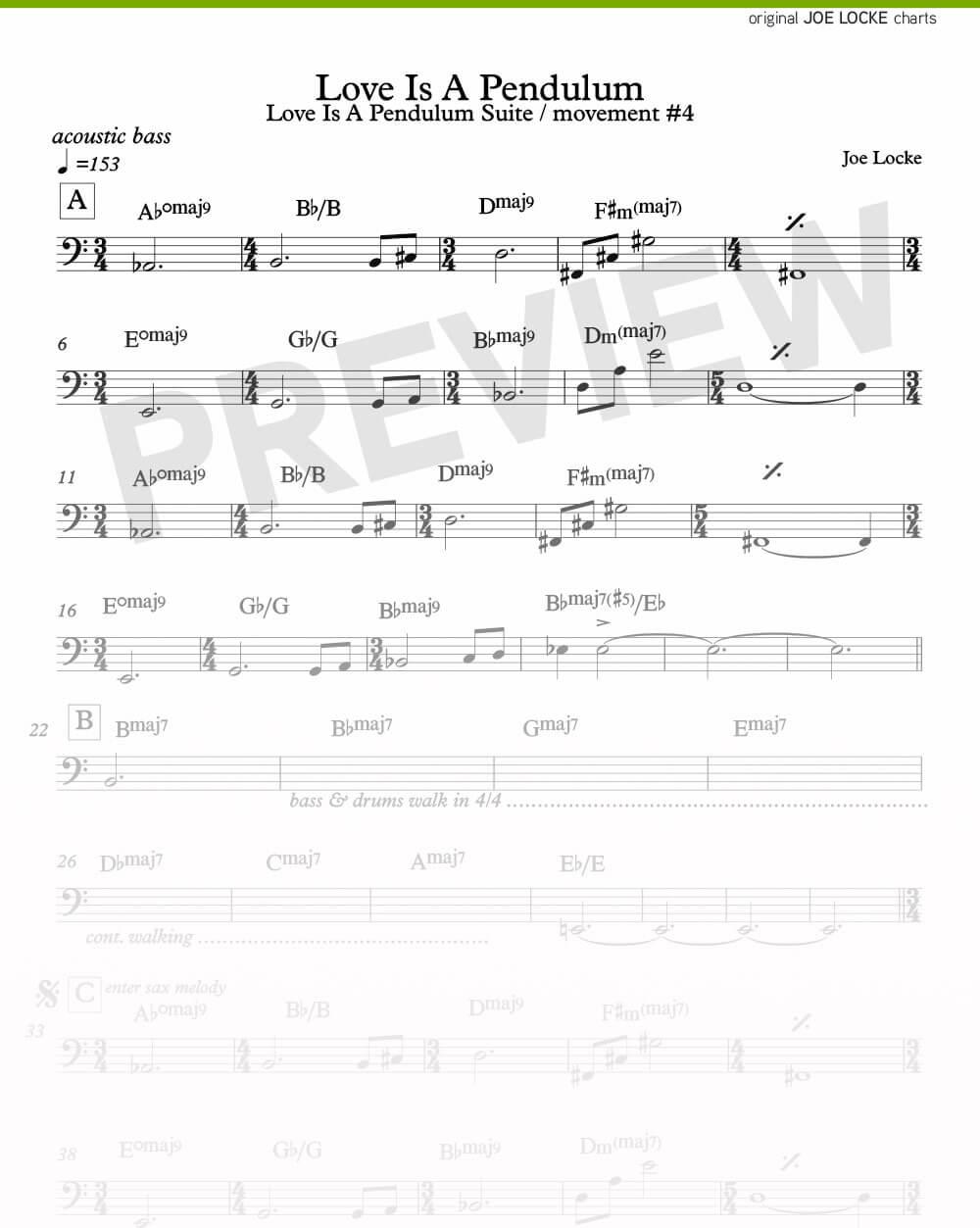 Love Is A Planchette (bass)