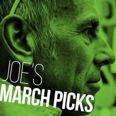 Joe's March Picks on Spotify [Playlist]