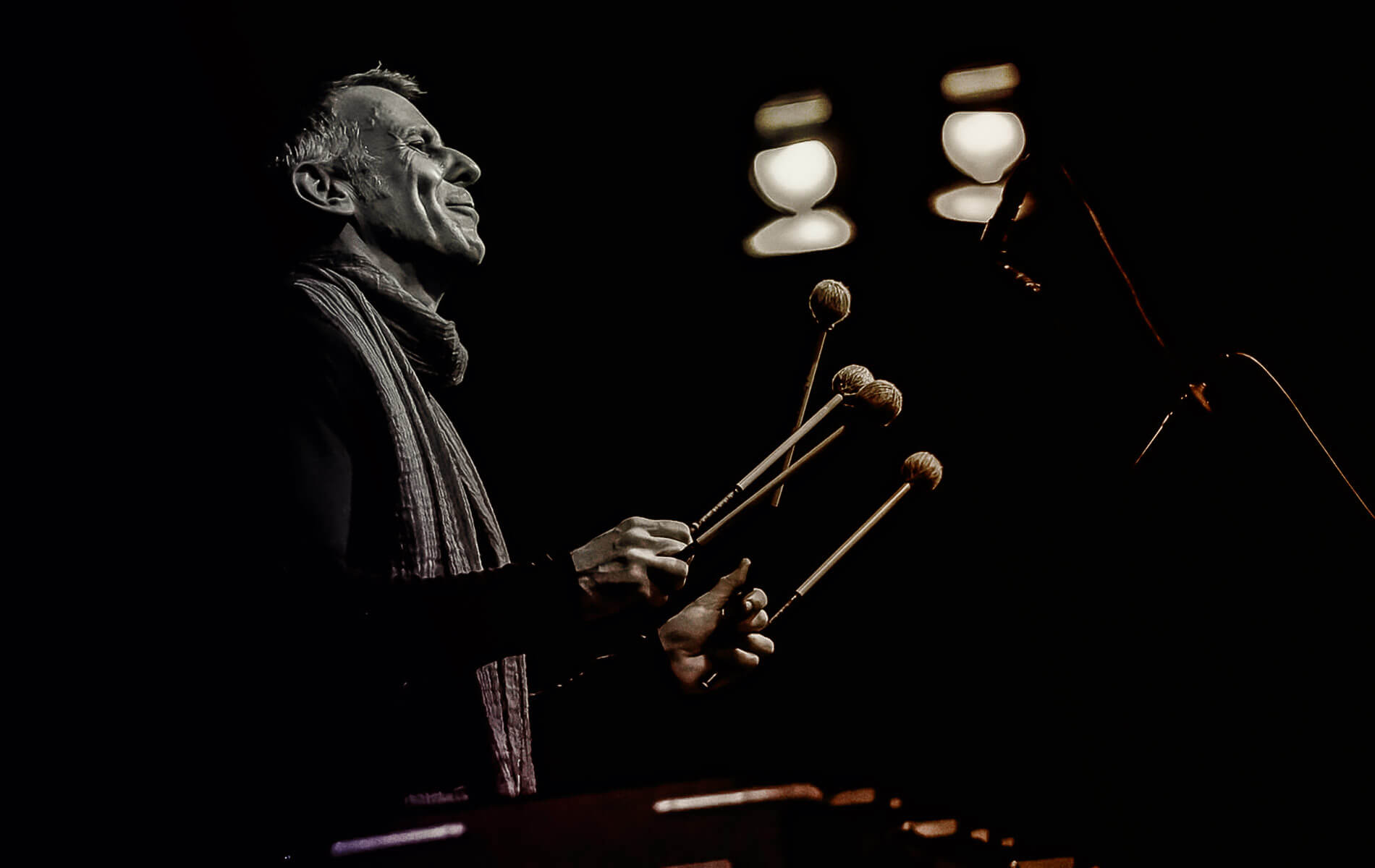 Joe Locke (photo by Claudio Romani)