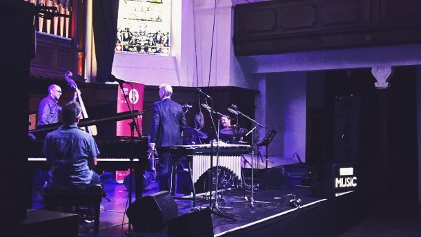 Joe Locke Quartet at Glasgow Jazz Festival