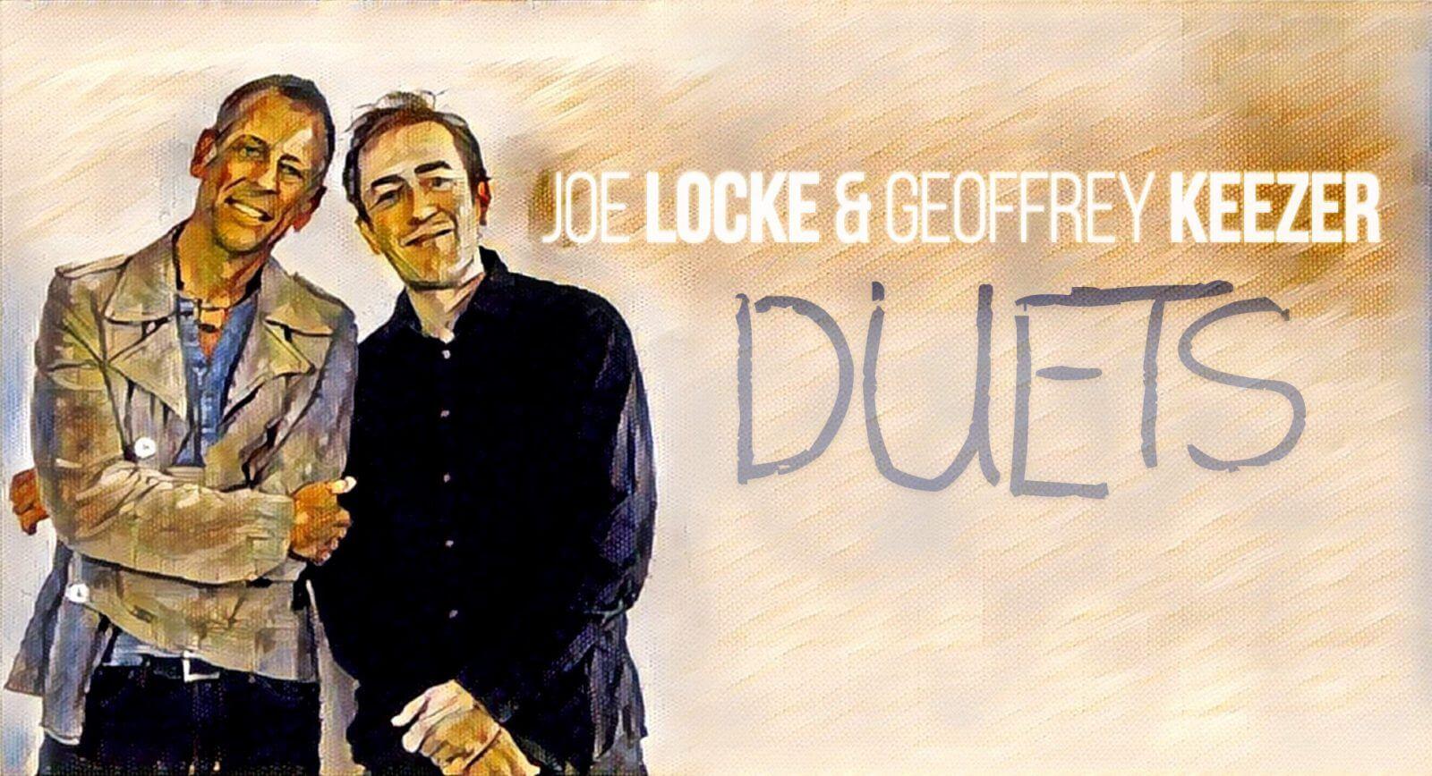 Joe Locke & Geoffrey Keezer Duets