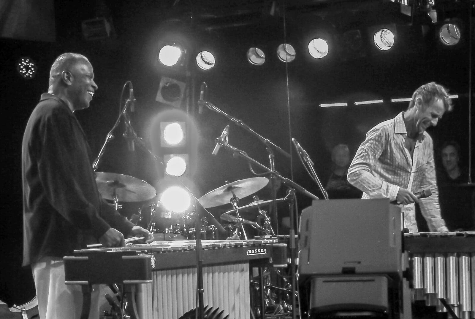 Bobby Hutcherson, Joe Locke