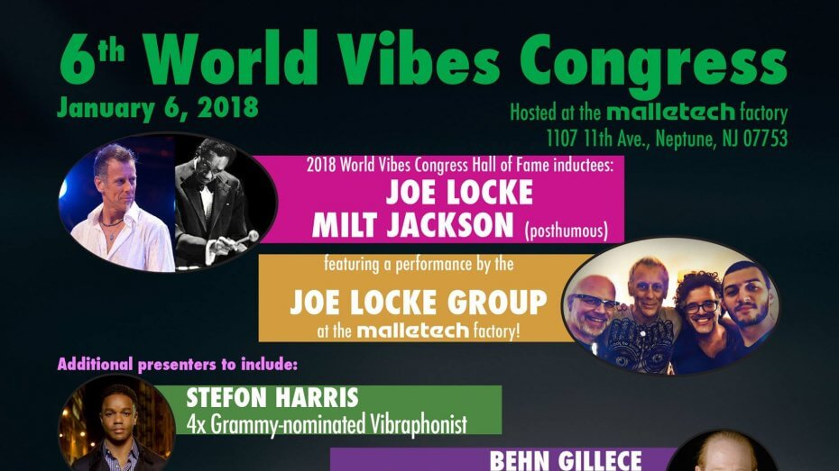 Joe Locke, WVC Hall Of Fame